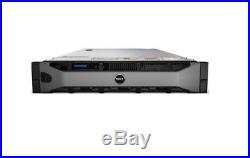 DELL PowerEdge R520 2U 4x3.5 Bay Server 2x E5-2430 6C 2.20GHz 8GB S110 2xPS