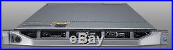 DELL PowerEdge R610 1U Server 1xE5530 QC 2.4GHz 24GB RAM 2x300GB SAS PERC6i 2xPS