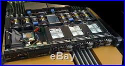 DELL PowerEdge R610 1U Server 2×Xeon X5690 Six-Core 3.46GHz + 96GB RAM + 6×300GB