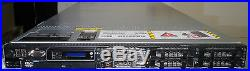 DELL PowerEdge R610 1U Server 2xE5540 QC 2.53GHz 32GB RAM 2x300GB PERC6 DRAC 2PS