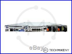 DELL PowerEdge R610 2 x 3.33Ghz X5680 Six Core 64GB 6x 160GB SSD Rails