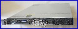 DELL PowerEdge R610 32GB RAM 2x Hex Xeon 2x HDD SAS RAID Windows Server 2012 R2