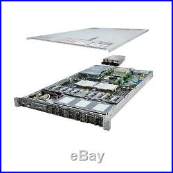 DELL PowerEdge R610 Server 2x 2.26Ghz L5640 Six Core 32GB 2x 146GB 10K SAS