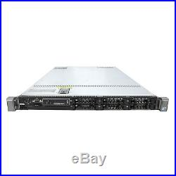 DELL PowerEdge R610 Server 2x 2.93Ghz X5570 QC 32GB 2x 250GB High-End