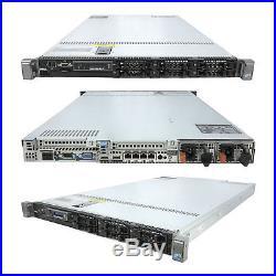 DELL PowerEdge R610 Server 2x 3.33Ghz X5680 Six Core 48GB