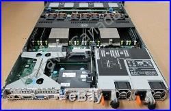 DELL PowerEdge R620 Server 2x E5-2670 8 Core CPU 384GB RAM 4x 1.2B SAS H710P
