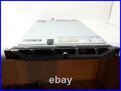 DELL PowerEdge R630 8 2.5 HDD Bay 32GB RAM E5-2630V3@2.40GHz Server
