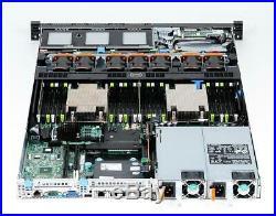 DELL PowerEdge R630 Server 2×E5-2670v3 Xeon 12-Core 2.3GHz 64GB RAM 8×1.2TB RAID