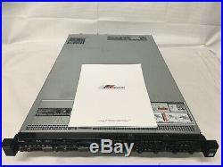DELL PowerEdge R630 Server 2x 6 Core E5-2620 v3 32GB 400GB SSD VMware ESXi 7.0.0