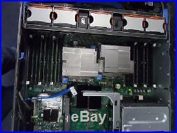 DELL PowerEdge R710Server 2.6 xeon X5550 X 2 16 gb ram 3 x 146 gb hard drives