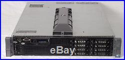 DELL PowerEdge R710 2U Server 2x X5550 QC 2.67GHz 16GB 4x300GB PERC6i iDRAC6 2PS