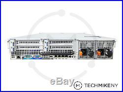 DELL PowerEdge R710 2 x 2.66Ghz X5650 Six Core 72GB 4x 146GB 15K SAS 6G