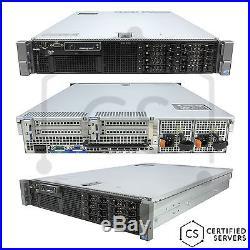 DELL PowerEdge R710 2x 3.33Ghz X5680 Six Core 144GB 1x 600GB SSD