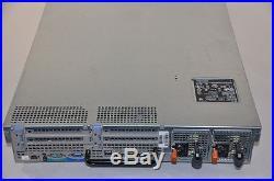 DELL PowerEdge R710 2x E5620 2.4GHz 24GB PERC H700 512MB iDRAC6 Ent 2x PS Server