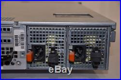 DELL PowerEdge R710 2x E5620 2.4GHz 48GB 2x146GB PERC 6/i iDRAC6 2x PS 2U Server