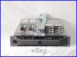 DELL PowerEdge R710 Gen 2 Server 2x X5690 6C 3.46GHz 144GB 6x1.2TB SAS 6Gbps 2.5