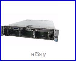 DELL PowerEdge R710 Gen II 3.5 Bay Server 2xX5677 QC 3.46GHz 32GB PERC6i 2x870W