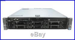 DELL PowerEdge R710 Server 2xQuad-Core Xeon 2.53GHz + 48GB RAM + 6x300GB 15K SAS
