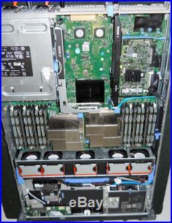 DELL PowerEdge R710 Server 2xQuad-Core Xeon 2.53GHz + 64GB RAM + 6x300GB 15K SAS