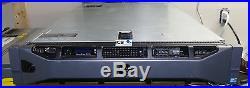 DELL PowerEdge R710 Server 2xX5560 QC 2.8GHz 48GB 2x146GB 1x500GB Ct PERC6 2xPS