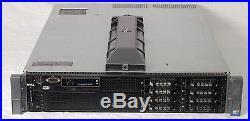 DELL PowerEdge R710 Server 2x E5540 QC 2.5GHz 24GB 2x300GB PERC6i IDRAC6 2x PSUs