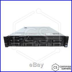 DELL PowerEdge R720 2x 2.00Ghz E5-2650 8 Core 32GB 4x 2TB