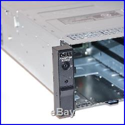 DELL PowerEdge R720xd 2x E5-2670 16-cores 2.6Ghz/128GB/H710 3.5LFF 12bay Server