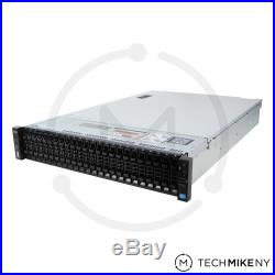 DELL PowerEdge R720xd Server 2x 2.00Ghz E5-2620 Six Core 32GB