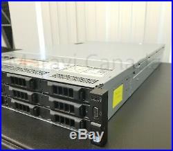 DELL PowerEdge R730xd Server 2x E5-2650 V3 CPU 12x 3.5 Bay H730 Raid 2X 750w PS