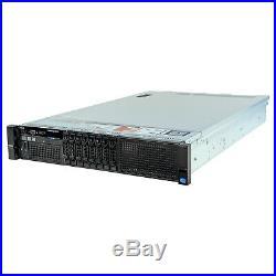 DELL PowerEdge R820 Server 4x 2.20Ghz E5-4620 8C 96GB Economy