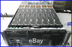 DELL PowerEdge R910 II 4U Server 4xE7-4870 10C 2.4GHz 512GB 2x146GB H700 4x1100W