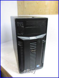 DELL PowerEdge T310 WithS Xeon X3440 QC 2.53GHz 2GB DDR3 SAS1068E-IR NO HDD +
