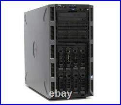 DELL PowerEdge T330 // Xeon E3-1240 v6, 32 GB DDR4, PERC H730, 8-fach LFF