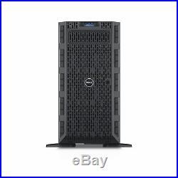 DELL PowerEdge T630 Server XY6DP Xeon E5-2620 v4 2.10GHz 16GB 1TB 5U NOB 8-bays