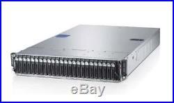 DELL Poweredge C6220 SFF 2 NODE 4x E5-2603 16GB 4x 146GB SAS LSI 9265-8i