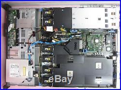 DELL Poweredge R410, 2x Xeon X5550 @ 2.66GHz, 20GB DDR-3, No HDDs