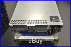 DELL R815 6SFF 2U Server 4x AMD 6174 2.2Ghz 12-Core CPU 256GB RAM H700 RAID 2xPS