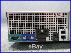 Dell E13S Poweredge R510 Server Intel Xeon E5620 2.40GHz DDR3 RAM 16GB No HDD