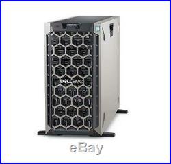 Dell Emc Poweredge Server T640 8 Bay 3.5 Empty Barebones Tower Chassis N6jwx
