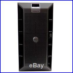 Dell PowerEdge 1900 Tower Server 2x Intel Xeon E5310 Quad Core 1.6Ghz 16GB