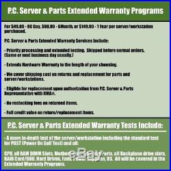 Dell PowerEdge 1950 III LFF 8-Core E5405 2.00GHz 32GB SAS 6iR iDrac5 No HDD