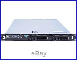 Dell PowerEdge 1950 II 2 X Quad Core Xeon 2.66GHz 32GB RAM 2 X 500Gb 7.2K SATA