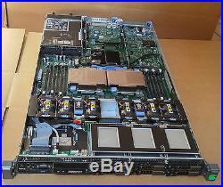 Dell PowerEdge 1U Rack Server R610 2 x X5650 6x300GB 10K SAS HDD 96GB RAM H700