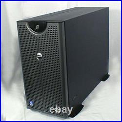 Dell PowerEdge 2600 Server 2x Dual Core Xeon 2.8Ghz Processor 4x2.8Ghz 3GB RAM