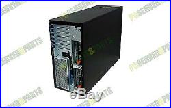Dell PowerEdge 2900 III Tower 2x 3.00GHz Quad Core E5450 48GB RAM No 3.5 HDD