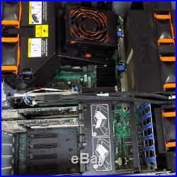 Dell PowerEdge 2900 Tower Server 2x Intel Xeon E5130 2.0Ghz 16GB PERC5i 2x 4port