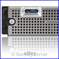 Dell PowerEdge 2950 8-Core Virtualization Server 32GB 4x300GB 15K 1.2TB 2PS