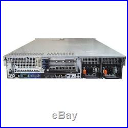 Dell PowerEdge 2950 III LFF 2x 3.0GHz E5450 Quad 8GB PERC6i DRAC No HDD