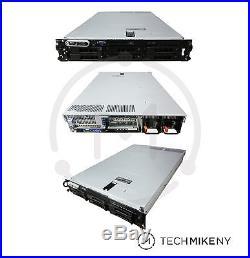 Dell PowerEdge 2950 III Server 2x 2.33GHz E5345 Quad Core 32GB RAM PERC5i DVD