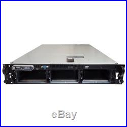 Dell PowerEdge 2950 Server III 2x 5450 3.0GHz Quad Core 32GB 2x1TB PERC 6i 2PS